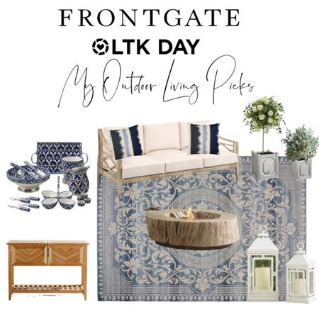 Here are my picks for the Frontgate #LTKDay sale! These are my favorite outdoor living items!   @liketoknow.it http://liketk.it/3hnV3 #liketkit #LTKhome #LTKsalealert