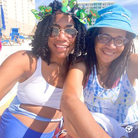 Summer beach style: Butterfly headband + Color block one sleeve swimsuit + Rayban sunnies http://liketk.it/3iSKq #liketkit @liketoknow.it #LTKunder100 #LTKswim