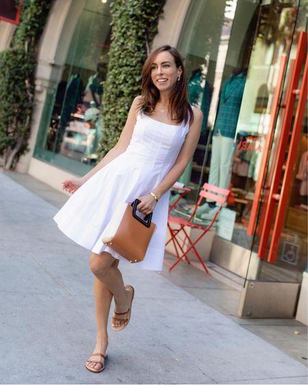 Little white dress season 🤍 http://liketk.it/3jwTI #liketkit @liketoknow.it  #lwd #littlewhitedress