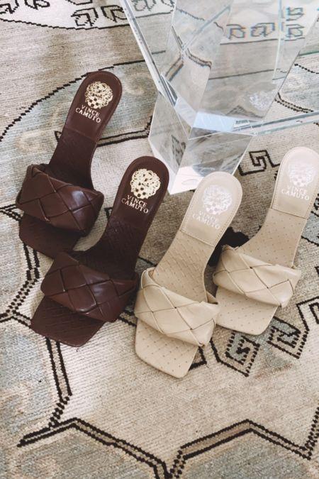 New colors of our fav Vince Camuto sandal!   #LTKshoecrush #LTKunder100 #LTKstyletip
