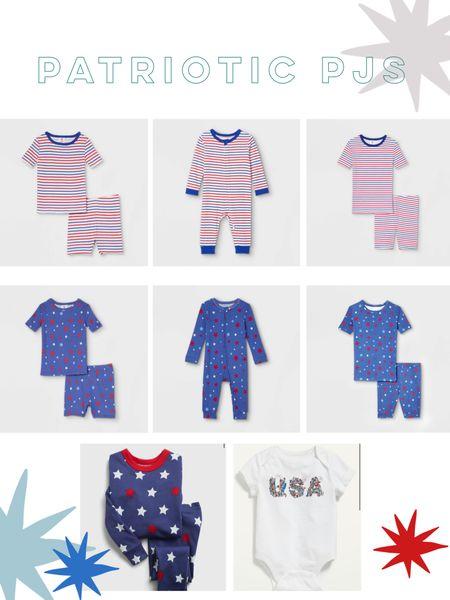 Patriotic pjs and clothes ❤️💙 http://liketk.it/3fCGG #liketkit @liketoknow.it