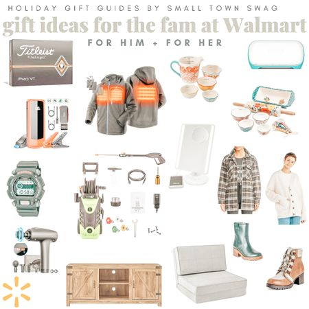 Holiday gift guide for Him + Her — Cyber Monday deals on Walmart! . . . . . . . Gifts for him // men's gift guide // gift guide // gift guides // mens gift guide // Walmart deals // Walmart finds // tools // power tools // power washer // holiday gift guide // Christmas gift guide // men // males // male // gift ideas for guys // handheld massager // iRobot vaccum // sweeper // sound bar // sub woofer // car jumper cables // tool box // tool set // champion // sweatshirt // golf // golf balls // g-shock // gshock // watch // watches // Pro V1 // heated vest // heated jacket // jacket // vest // tools // tool box // tool set // tool // jumper cables // titleist // surround sound // Pioneer woman // bakeware // baking // Cooking // cookware // measuring cups // rolling pin // baking set // cricuit// fur boots // hiking boots // boot // boots // women's boots // instant pot // entertainment center // tv table // furniture // living room // flip our chair // amopei // pedicure // spa day // gift guide for mom // gifts for girls // oversized sweater // shirt jacket // shaket // flannel shirt // flannel jacket // women's fashion // women's clothing // clothes for her // gift guide // cyber Monday deals // Walmart // Walmart deals // Walmart finds // dishes // dish // casserole dish // measuring spoons // Christmas shopping // holiday gift guide // gifting // holiday // holiday shopping — Download the LIKEtoKNOW.it shopping app to shop this pic via screenshot http://liketk.it/32Muv #liketkit #LTKmens #LTKgiftspo #LTKsalealert @liketoknow.it @liketoknow.it.family @liketoknow.it.home