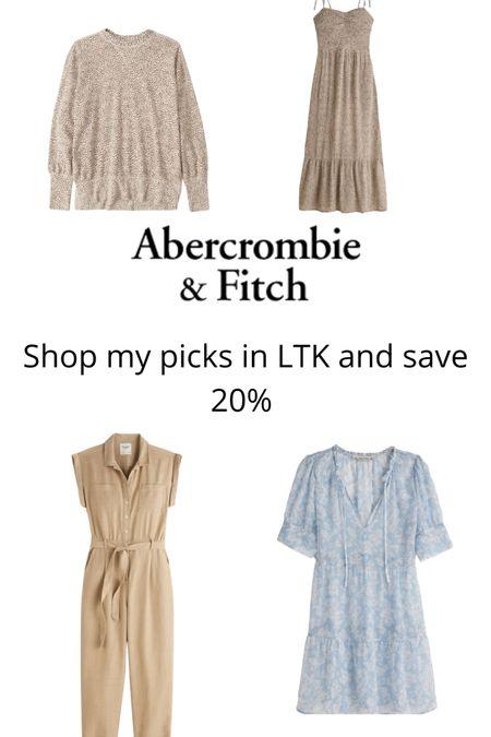 Abercrombie LTK Sale! Save 20%   http://liketk.it/3hmZn #LTKDay #LTKstyletip #LTKsalealert #liketkit @liketoknow.it
