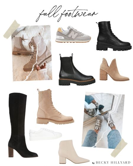 Fall footwear   #LTKSeasonal #LTKshoecrush