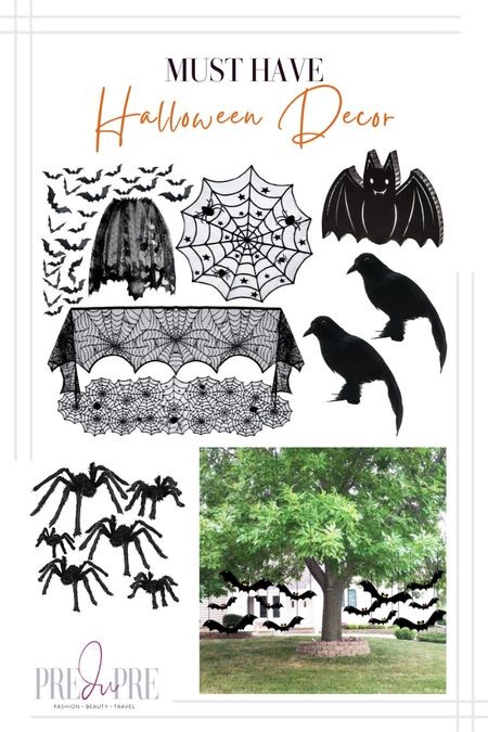 Haven't decorated for Halloween yet? I got you. Check out these great Amazon and Target find. Perfect for the spooky holiday.  Halloween, fall outdoor decor, outdoor decor, Halloween decor, Halloween fun, skull decor, spider decor, bats decor   #LTKHoliday #LTKSeasonal #LTKhome