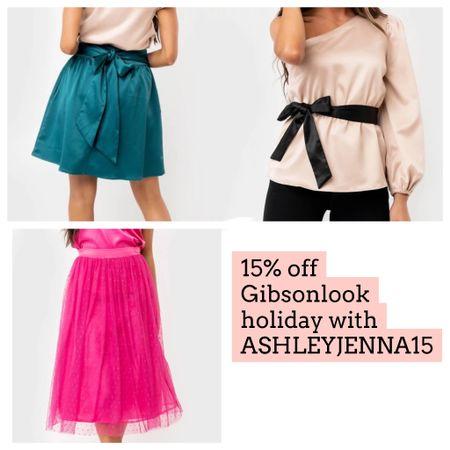 Gibsonlook holiday style   Follow my shop @ashleyjennany on the @shop.LTK app to shop this post and get my exclusive app-only content!  #liketkit #LTKSeasonal #LTKsalealert #LTKHoliday @shop.ltk http://liketk.it/3qd9w