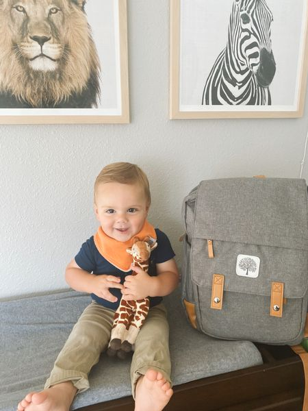 Sunday funday with my little man! I finally have a diaper bag that has everything I need as a busy mom.   The Birch Bag from @parkerbabyco • Stroller Straps  •Insulated Pockets •Laptop Sleeve  •Changing Pad  •Waterproof  John Luke keeps life busy and messy! http://liketk.it/3fUzt @liketoknow.it #liketkit #LTKunder100 #LTKsalealert #LTKbaby
