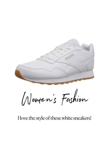 Amazon Fashion. Women's Reebok sneakers   #LTKshoecrush #LTKunder50 #LTKstyletip