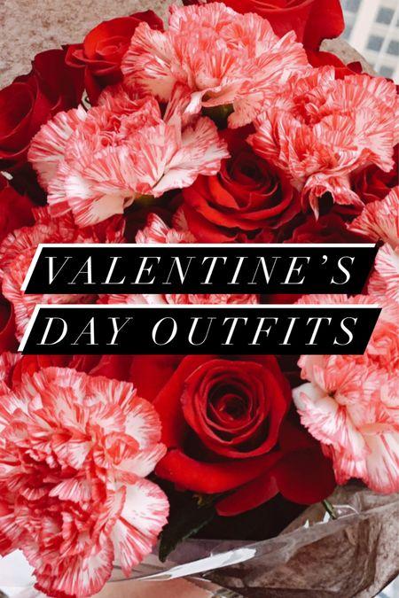 Valentine's Day | Valentine's Day outfits | shein | dress | top | loungewear   #LTKSeasonal #LTKVDay #StayHomeWithLTK