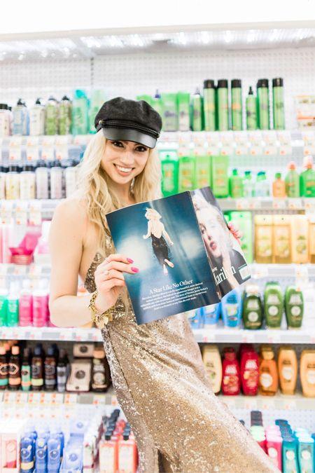 Photoshoot in the shampoo aisle   #LTKunder100 #LTKunder50 #LTKbeauty