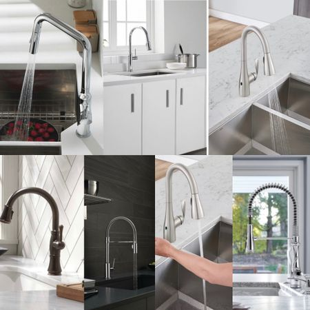 Memorial Day Clearance is on. Shop our handpicked semi-pro kitchen faucets featured with powerful docking function, touchless smart technologies and sleek modern design.   #LTKhome #LTKsalealert