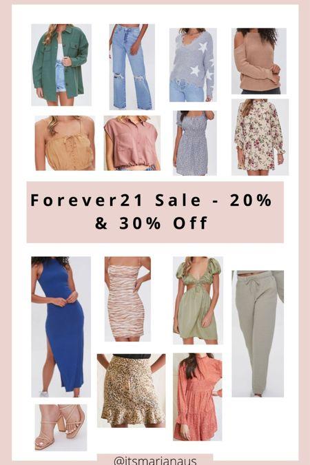 Forever21 on sale!🌸💖  #LTKunder50 #LTKSeasonal #LTKstyletip