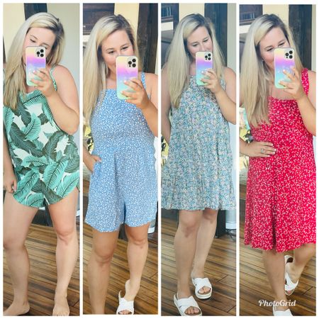 Old Navy Spring Fashion did not disappoint! Cute spring dresses! Rompers! Lounge sets and tees! http://liketk.it/3g9lp #liketkit @liketoknow.it #LTKhome #LTKunder50 #LTKspring #LTKstyletip Follow me on the LIKEtoKNOW.it shopping app to get the product details for this look and others!