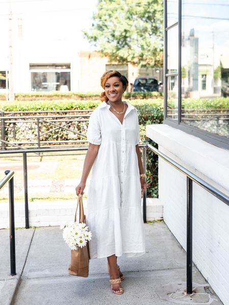 Petal & pup white dress http://liketk.it/3jLn9 #liketkit @liketoknow.it #LTKunder100 #LTKstyletip #LTKtravel Shop your screenshot of this pic with the LIKEtoKNOW.it shopping app