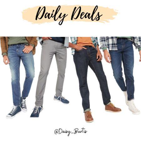 $12 Men's Jeans too!!! @oldnavy    #LTKunder50 #LTKmens #LTKsalealert