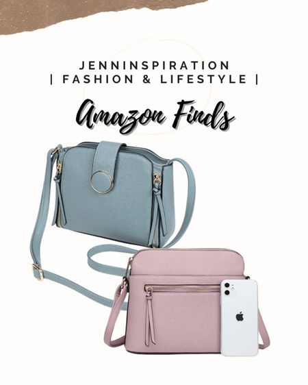 Crossbody bag, summer bag, cute bag, functional crossbody bag, Amazon finds http://liketk.it/3gVy5 #liketkit @liketoknow.it Follow me on the LIKEtoKNOW.it shopping app to get the product details for this look and others #LTKitbag #LTKstyletip #LTKDay