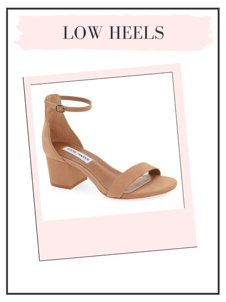 Rounding up low heels for weddings!   #LTKwedding #LTKshoecrush