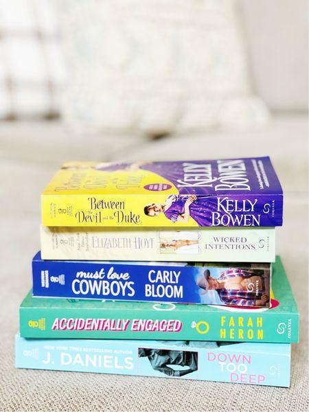 Celebrating Romance Awareness Minth with a few fun new reads! 💖🔥🎉 Thanks @readforeverpub!     #LTKstyletip #LTKhome