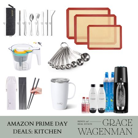 Amazon prime day sale: kitchen favorites!   #LTKsalealert #LTKunder100 #LTKhome