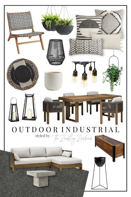 Do you love industrial vibes? 😍 Check out these awesome outdoor industrial finds! http://liketk.it/3iqCh #liketkit @liketoknow.it #LTKstyletip #LTKhome #LTKfamily
