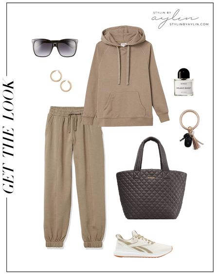 Get the look, amazon finds, amazon fashion, comfy look, lounge set, affordable finds, everyday outfit, StylinbyAylin   #LTKunder50 #LTKstyletip #LTKunder100