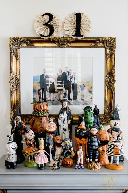 Trick or treaters collection Halloween decor you can use for years.   #LTKhome #LTKHoliday #LTKSeasonal