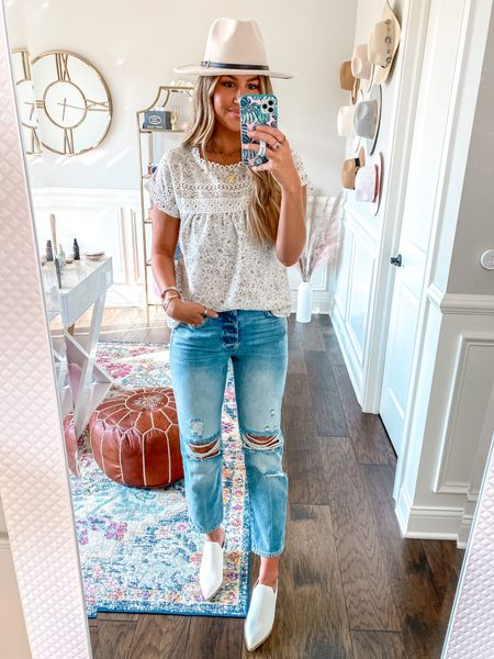 Code Hollie20 20% off top and mules