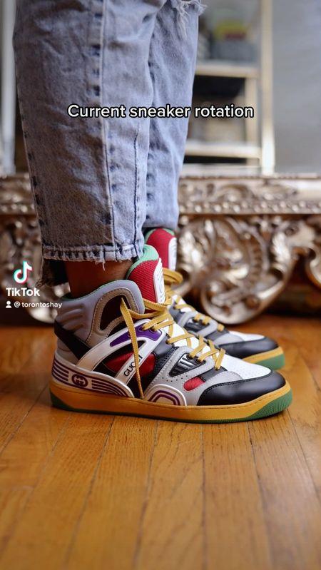 Current Sneaker Rotation   #LTKfit #LTKshoecrush