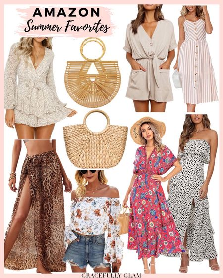 Amazon summer fashion finds!  http://liketk.it/3i24q #liketkit @liketoknow.it #LTKunder50 #LTKstyletip #LTKitbag