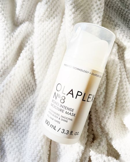 First Impression: I use the entire @olaplex line on my hair minus No 0. I found out about the No 8 bond intense moisture mask just before the @sephora spring sale, so I obviously had to try it. I usually deep conditioned my hair once a week.   I used it yesterday and my hair loved it. I noticed less shedding during my weekly wash, not sure if it's because I've had a solid hair routine for the past few months but I'm excited to keep using this.    Shop my posts on the LIKEtoKNOW.it shopping app or via LINK IN BIO.   http://liketk.it/3ddvb #liketkit @liketoknow.it #LTKbeauty #LTKunder50