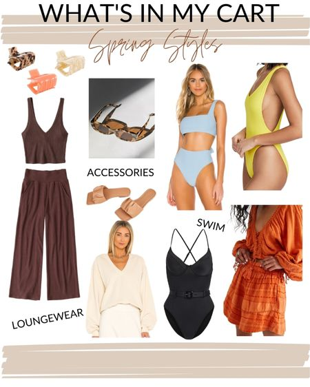 I loveee spring and am so excited to start transitioning my closet to more spring fashion. Here are some things I'm loving http://liketk.it/39DNI #liketkit @liketoknow.it #LTKunder100 #LTKswim #LTKSeasonal