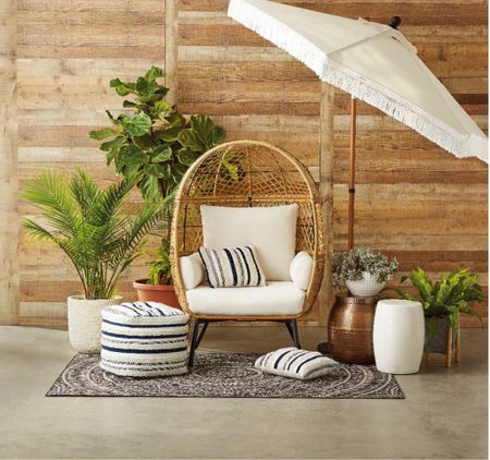 $297 for this egg chair  #LTKhome