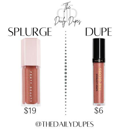 Shimmering rose nude dupe #thedailydupes  #LTKunder50 #LTKbeauty
