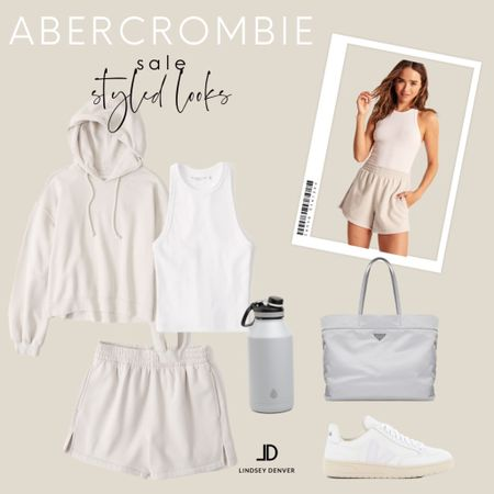 ABERCROMBIE SALE EXTRA 25% off select items  Sunday shorts 1/2 off $17.50 Soft AF hoodie extra 25% off sale price Walmarrt water bottle, Prada bag, veja sneakers. White sneakers, sweatshirts, sweatshirt           ________ Comfy and casual options  #beachvacation #bikini #vacationoutfits #springfashion #vacay #vacaylook #vacalooks #vacationoutfit #springoutfit #springoutfits #beachvacationoutfit #beachvacationoutfits #springbreakoutfit #springbreakoutfits #beachoutfit #beachlook #beachdresses #vacation #vacationbeach #vacationfinds #vacationfind #vacationlooks #swim #springlooks #summer #summerlooks #swimsuitcoverup #beachoutfits #beachootd #beachoutfitinspo #vacayoutfits #vacayoutfitinspo #vacationoutfitinspo #tote #beachbagtote #naturaltote #strawbag #strawbags #sandals #bowsandals #whitesandals #resortdress #resortdresses #resortstyle #resortwear #resortoutfit #resortoutfits #beachlooks #beachlookscasual #springoutfitcasual #springoutfitscasual #beachstyle #beachfashion #beachvacay #vacationfashion #vacationstyle #swimwear #swimcover #summerfashion #targetstyle #targetdresses #targetdress #targetoutfits #Leeannbenjamin #stylinbyaylin #cellajaneblog #lornaluxe #lucyswhims #amazonfinds #walmartfinds #interiorsesignerella #lolariostyle    Follow my shop on the @shop.LTK app to shop this post and get my exclusive app-only content!  #liketkit #LTKunder100 #LTKunder50 #LTKsalealert @shop.ltk http://liketk.it/3kqTg