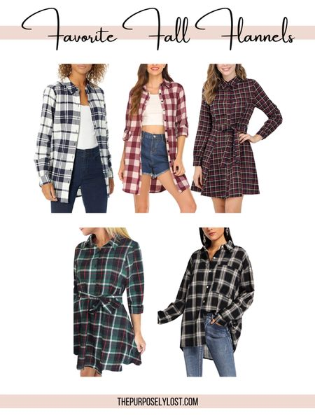 Flannels and Fall just go together, y'know?! Here are some of my favorites fall flannels I'll be shopping this season.   Shop my looks by following me on the LIKEtoKNOW.it shopping app   http://liketk.it/2XJOu #liketkit @liketoknow.it