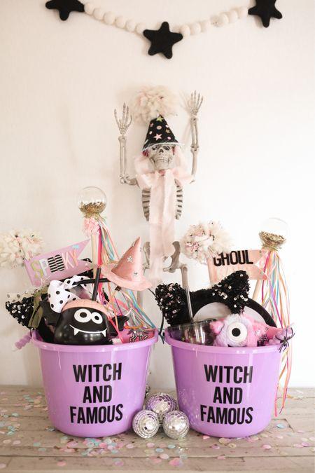 Boo basket, Halloween, kids, target   #LTKHoliday #LTKSeasonal #LTKfamily