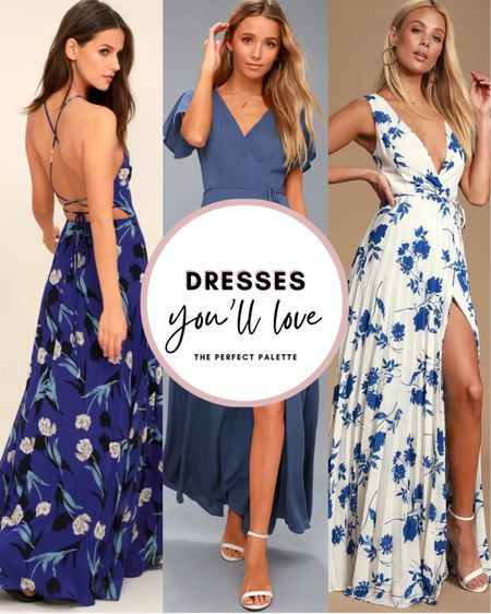 Beautiful blue maxi dresses for summer! 💙☀️      #LTKunder100 #LTKhome #LTKfit #LTKunder50 #LTKstyletip #LTKcurves #LTKfamily #LTKswim #LTKsalealert #LTKwedding #LTKshoecrush #LTKitbag #LTKtravel #LTKNewYear   #liketkit  #LTKSeasonal #bridesmaids #bridesmaiddresses #dresses #weddingguestdresses #weddingguest #weddingguestdress #bridesmaiddress #mididress #maxidress #wedding #dress #bridalshowerdress #weddingdress #springoutfit #springdress #summerdress #summerfashion #lulus  http://liketk.it/3ghrn @liketoknow.it
