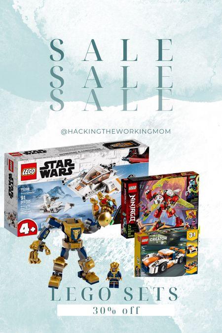 Target deals on legos for 30% off these sets!! Buy Christmas present early!!   #LTKsalealert #LTKkids #LTKunder50