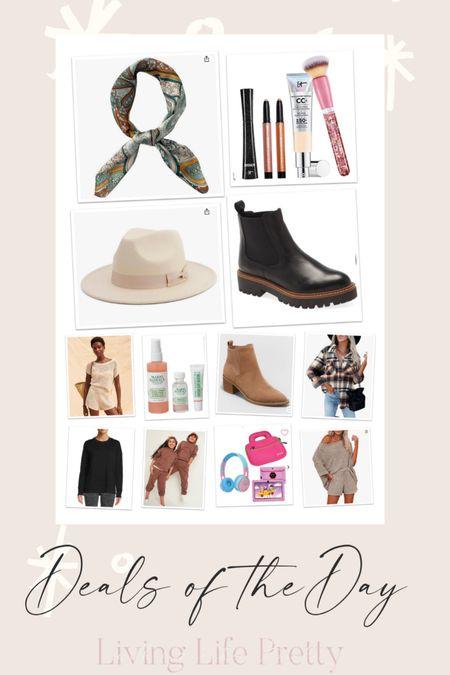 Best deals of the day Daily sale finds Daily deals   #LTKsalealert #LTKstyletip #LTKshoecrush