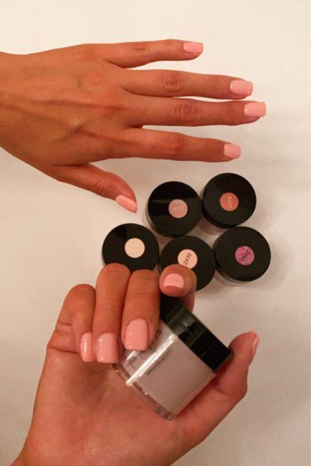At home dip nails for home manicure http://liketk.it/3j9Fn #liketkit @liketoknow.it #LTKunder50 #LTKfamily #LTKbeauty