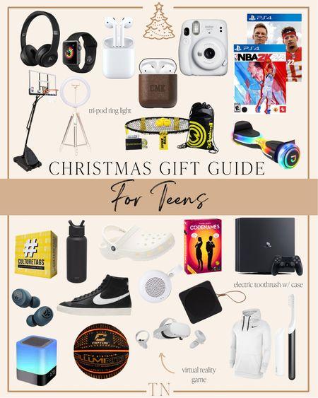 Gifts for teen boy   #LTKSeasonal #LTKkids #LTKGiftGuide