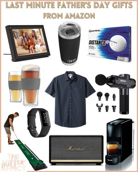 Still haven't gotten a gift for Father's Day? We are only a few days away! Here are some perfect gifts that will be here just in time from Amazon! http://liketk.it/3hPBE #liketkit @liketoknow.it #LTKsalealert #LTKunder100 #LTKmens