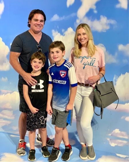 Everyday with these three is like floating on a cloud! Shop this look on my @liketoknow.it page 💕 #FamilyFieldTrip http://liketk.it/2D7Px #liketkit #RHOD