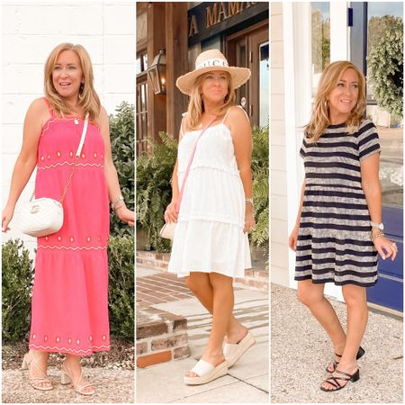 Summer Dresses! #loft  #LTKsalealert