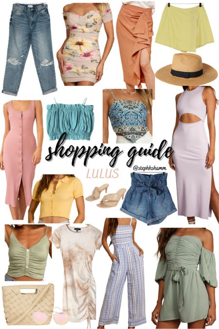 Lulus Memorial Day Weekend Sale   My top summer outfits perfect for beach / summer http://liketk.it/3gwMq #liketkit #LTKsalealert #LTKunder50 #LTKunder100 @liketoknow.it #LTKSeasonal #competition
