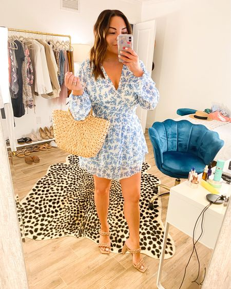In love with dresses like this and how they make you feel so girlie!! Perfect for a nice brunch, day wedding, or baby shower!!! . .  Shop your screenshot of this pic with the LIKEtoKNOW.it shopping app http://liketk.it/3dtZe #liketkit @liketoknow.it