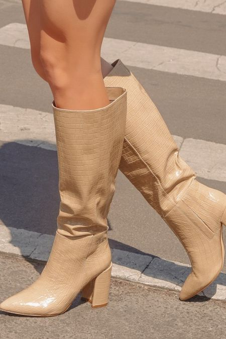 Must have fall boots. Added to cart 🛒 match with everything   #LTKstyletip #LTKSeasonal #LTKshoecrush