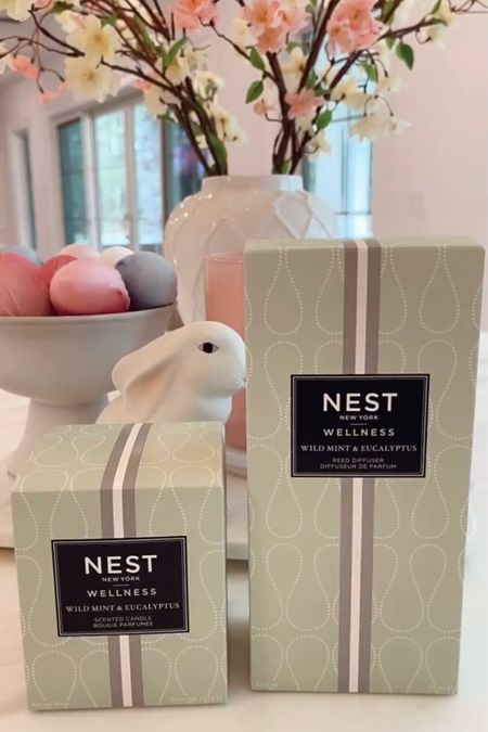 Spring refresh with Nest Fragrance http://liketk.it/3bjk1 #liketkit @liketoknow.it #LTKSpringSale #LTKhome #LTKfamily @liketoknow.it.home @liketoknow.it.family You can instantly shop my looks by following me on the LIKEtoKNOW.it shopping app