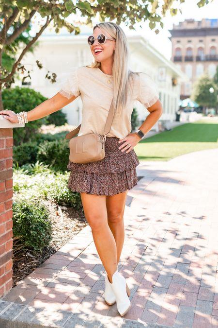 Skirt is 15% off with LAUREN15.