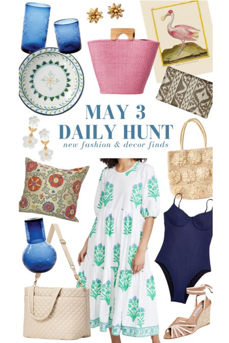A handful of my May 3 finds! Explore them all on the Daily Hunt page of Katie Considers. @liketoknow.it #liketkit http://liketk.it/3etSr